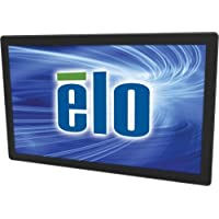 Elo Touch Solutions, Inc - Elo 2440L 24 Led Open-Frame Lcd Touchscreen Monitor - 16:9 - 5 Ms - Intellitouch Plus - Multi-Touch Screen - 1920 X 1080 - 16.7 Million Colors - 1,000:1 - 300 Nit - Dvi - Usb - Vga - Black - Rohs, China Rohs, Weee - 3 Year Product Category: Computer Displays/Touchscreen Monitors