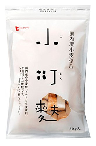 30gX10 or domestic wheat use Komachi bran by Hitachi-ya Honpo