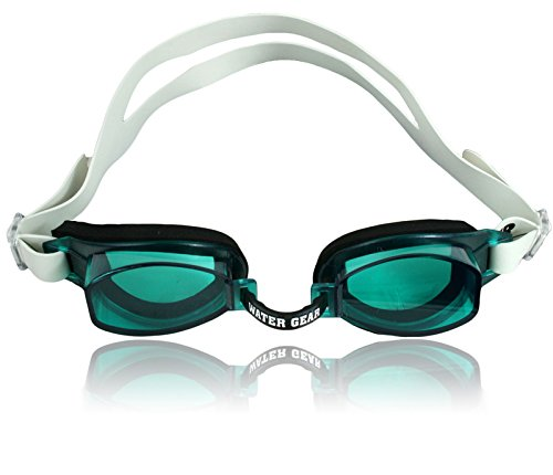 Water Gear Racer Swim Goggles ()