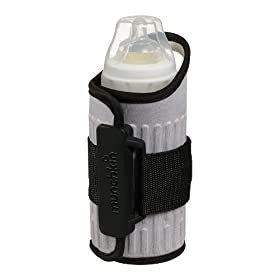 Munchkin Travel Bottle Warmer Gray
