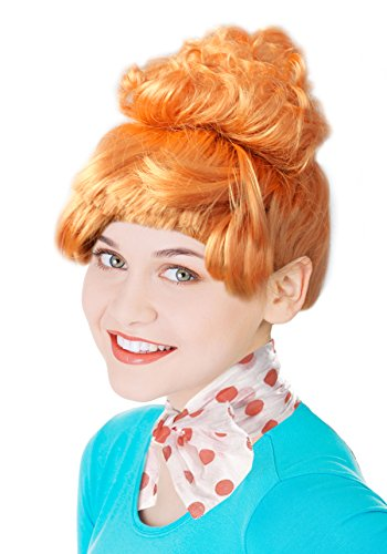 Frizzle Wig Lucy Wig Ideal for a Lucy Costume In Cartoon (Lucy Despicable Me Costume)