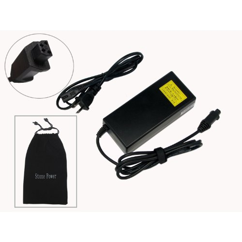 Toshiba 120W Replacement AC Adapter for Toshiba Satellite Notebook Model: A40-S270, PSA40U-0C1ZP8, (A40 S270 Laptop Ac Adapter)