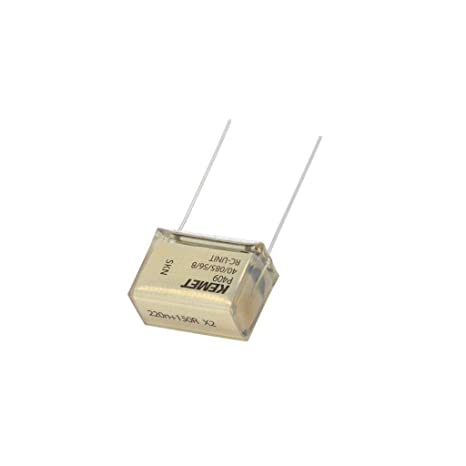 P409 Series /± 20/% X2 1 piece 85 /°C Radial Leaded KEMET P409CP224M275AH221 Film Capacitor 0.22 /µF