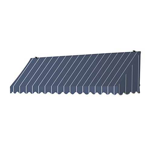 Sunsational Products Replacement Cover for Traditional Window Awning - Tuxedo - Size: 8