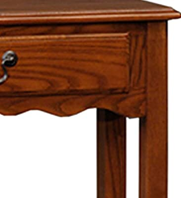 Leick Wave Console Table