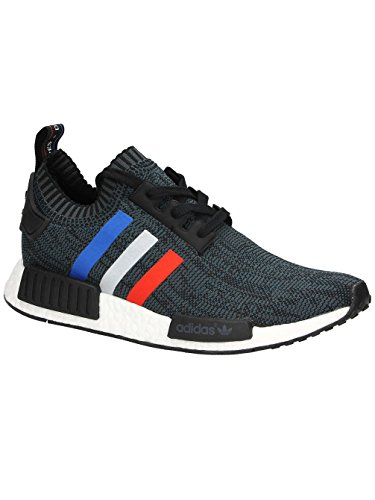 Core r1 Ftwr Trainers Women's Red NMD Core adidas Primeknit Black Fq0A1w