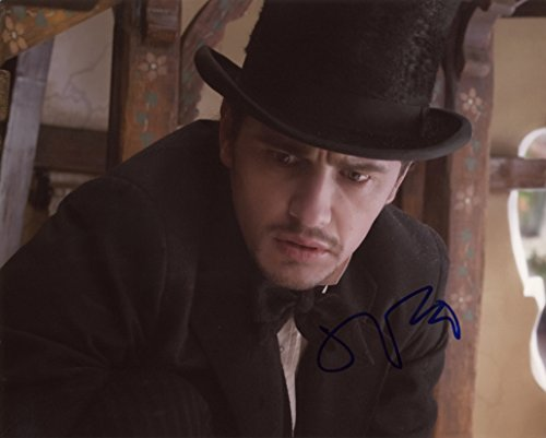 e Great and Powerful AUTOGRAPH Signed 8x10 Photo (Great Signed Autograph Photo)