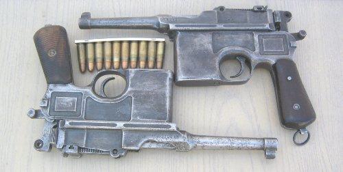 30 Caliber Pistol - 3