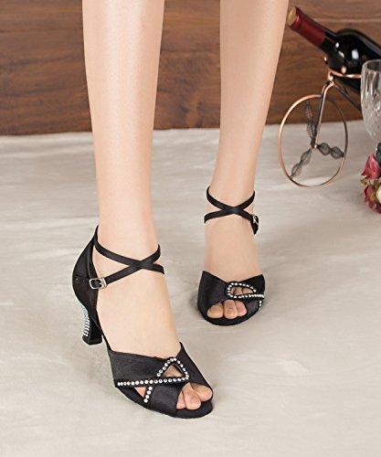 Miyoopark , Salle de bal femme - noir - Black-6cm heel, 35