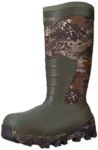 Rocky Men's Rain Camoflauge Boot RKS0329 Venator rrqvB