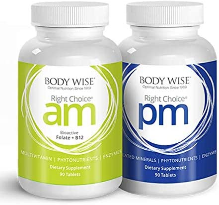 Right Choice AM 90 Tablets and Right Choice PM 90 Tablets .
