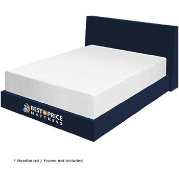 Best Price Mattress 12-Inch Memory Foam Mattress, Full