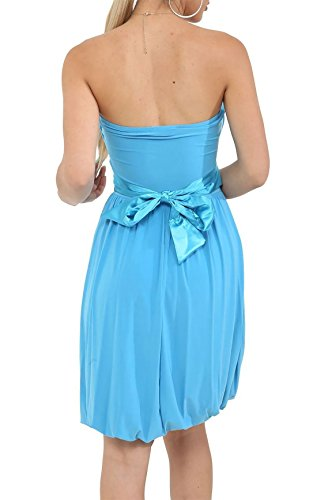 Vestido Mujer sin s mangas 21fashion 4w4PqxzrA