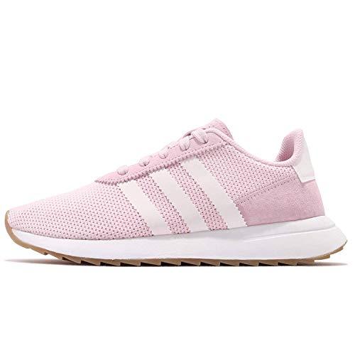 6 White Women's W runner Adidas footwear Pink Flb gum4 Aero Us zdxqwt0w