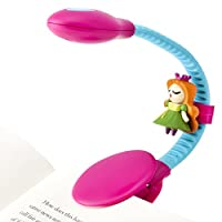 WITHit USB Rechargeable LED Book Light - Princess Reading Light for Books E-Readers and E-Books ……