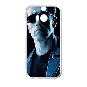 SANYISAN Arnold Schwarzenegger Phone Case for HTC One M8