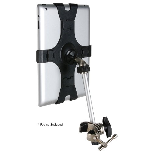 Talent iClaw Mic or Music Stand Holder for Apple iPad by Talent