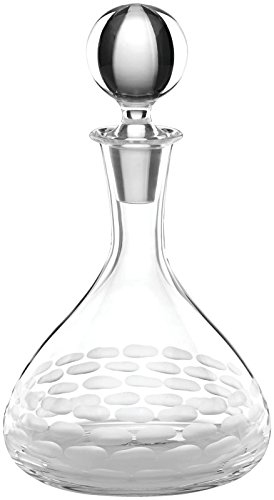 Michael Wainwright TRURO Glass Decanter, clear by Michael Wainwright