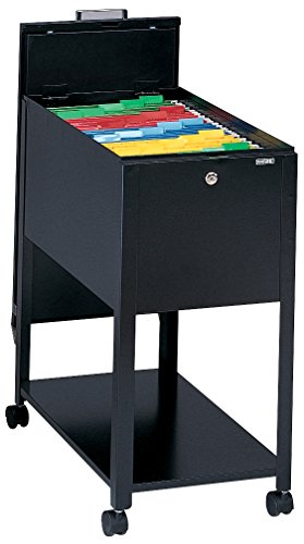 Mayline Mobilizers File with Lid Mobilizer,