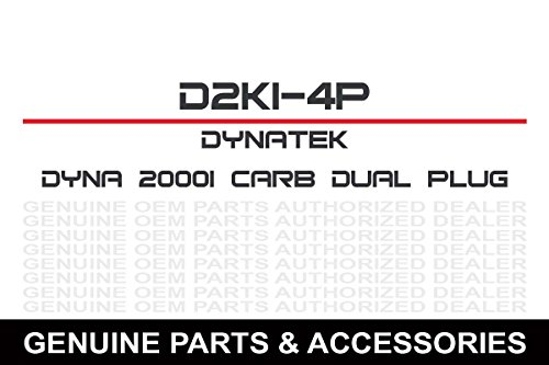 Dynatek 2000i Ignition and Coils Kit - Dual Fire/Dual Plug D2Ki-4P -