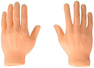 Set Of Ten Finger Hands Finger Puppets