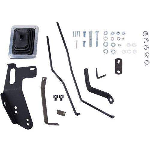 Hurst 3670006 Mastershift 3-Speed Shifter Installation Kit for Chevrolet/GMC Pick-up Truck (Pickup Hurst Shifter)