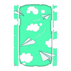FOCUSCASE Case Of Airplane Customized Gifts Hard Case For Samsung Galaxy S3 I9300