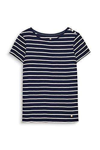 Navy Donna 400 Shirt ESPRIT Blu T wPgqnOWC1x