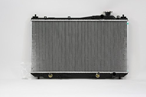 Radiator - Cooling Direct For/Fit 2354 01-05 Honda Civic Sedan Coupe DX/EX/LX (EXCLUDE HX & Hybrid) | PTAC (2005 Honda Civic Lx Coupe)