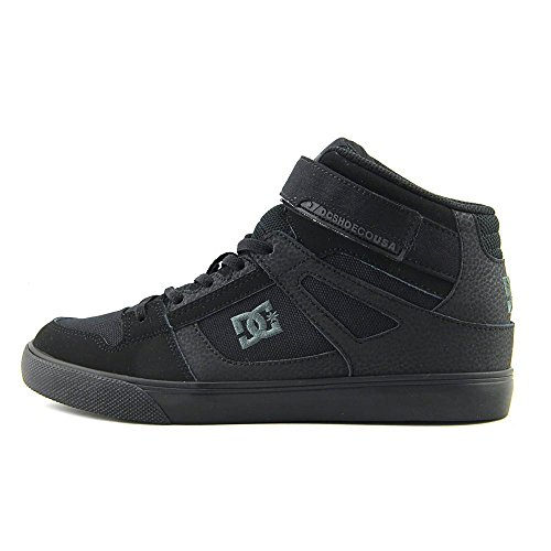Pictures of DC Kids Youth Spartan High Ev Skate Shoes Sneaker 2