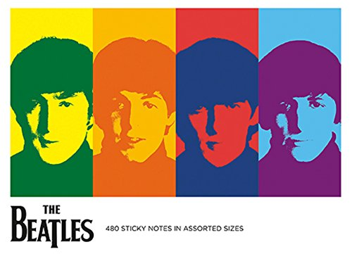 The Beatles 1964 Collection Sticky Notes
