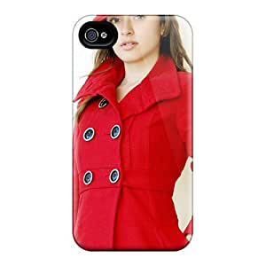 MDCH Scratch-free Phone Case For Iphone 4/4s- Retail Packaging - Hansika Motwani S