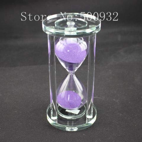 ZAMTAC 5 Min Excellent Quality Sandglass Time Counter Count Down Timer Hourglass Clock Decor Unique Gifts by ZAMTAC