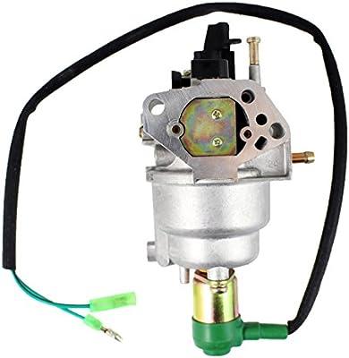 H139J-32 Carburetor with Solenoid for Generac GP6500E GP7500E Generator