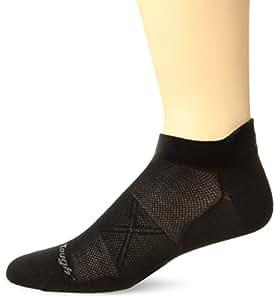 Darn Tough Vertex No Show Tab Ultralight Sock - Men's Black Small