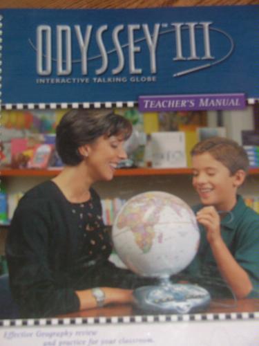 Odyssey III Globe (Teacher's Manual, Grades 1-8) pdf epub