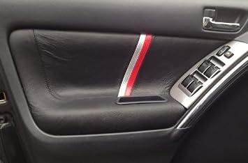 Toyota Matrix 2003-08 insercion de puertas delanteras de RedlineGoods