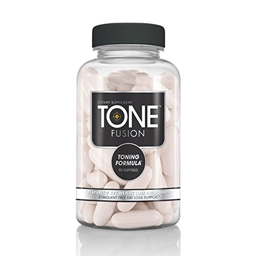 Complete Nutrition Tone Fusion Dietary Supplement - Toning Formula