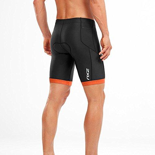 Triatlón flame De Hombre Active nbsp;x Orange 2 Cortos Pantalones U Black czBWqP0