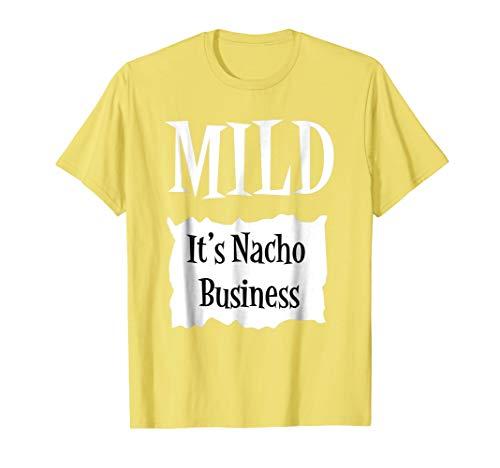 MILD - Hot Packet Halloween Taco Costume T-Shirt ()