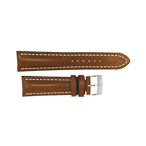 Breitling Brown Leather Strap 22/20 437X / 433X by Breitling
