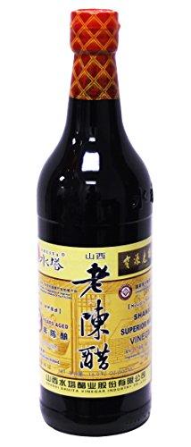 Traditional Shanxi Vinegar - 3 Yrs Aged (Shuita Brand) 500 mL