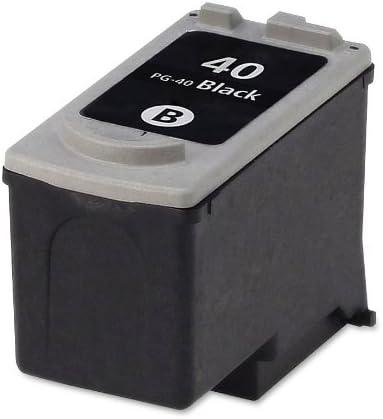 Cartuchos de Tinta para Canon PG-40 XL BK PG40 XL PIXMA iP1600 iP1200 iP1300 iP1700 iP1800 iP1900 compatible: Amazon.es: Oficina y papelería