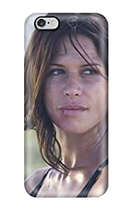 diy case Scratch-free Phone Case For iPhone 4s Retail Packagg - Rhona Mitra