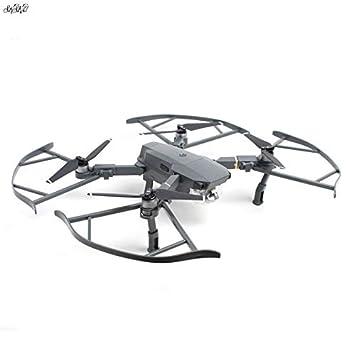 WANGYAN1886-Drone propeller 4pcs Mavic Pro 8330 Protección Guardia ...