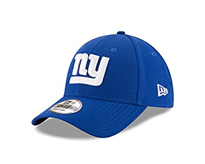 NFL The League New York Giants 9Forty Adjustable Cap from New Era Cap Company