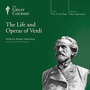 The Life and Operas of Verdi Vortrag