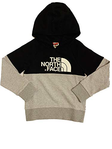 black North Cappuccio Con The Felpa Face Gry Heat l 0dxdqAnR