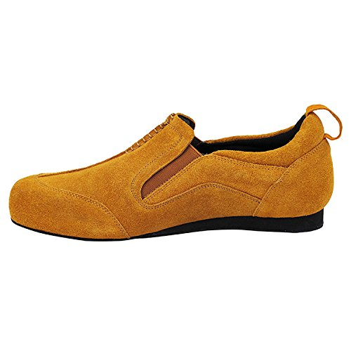 Dance of Party Collection Suede Teaching Tango Thick Swing 701bbx Women 50 Art Gold by Shades Cuban Shoes Orange Party Latin Ballroom Pigeon Dress Practice Theather Salsa Heel~ Shoes ICwPq8g