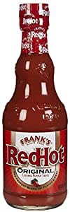 Frank's RedHot Original Red Hot Sauce - 12 oz